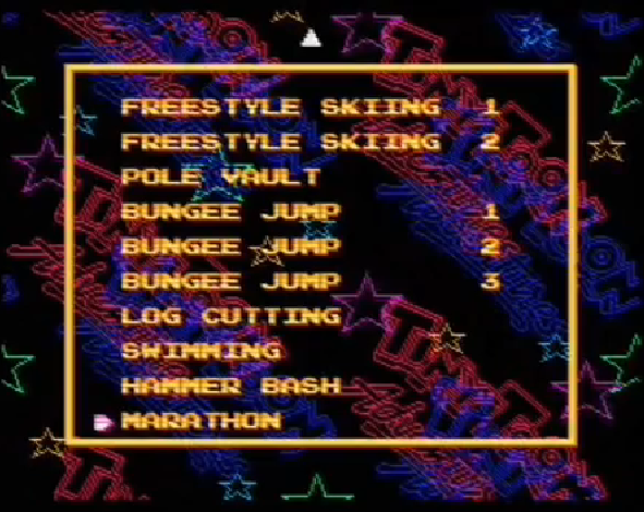 File:Select a event, Wacky Sport SNES.png