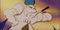 The Beige Knight