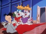 Prince Buster and Princess Babs