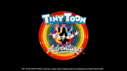 Tiny Toon Logo 1996 Buster and the beanstalk