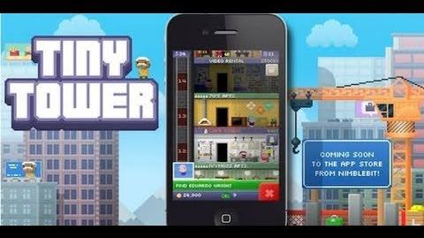 Tiny Tower - Free iPhone App Review