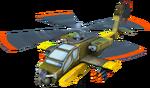 Firestorm chopper