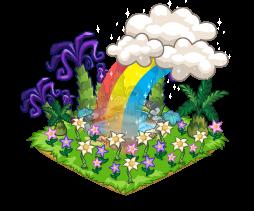 Decoration rainbow@2x