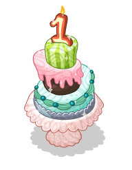 Decoration tinyvillagebirthdaycake v3@2x