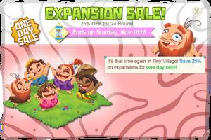 Modals expansionSale 119@2x