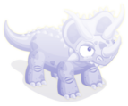 Ghost Triceratops adult@2x