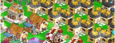 Screenshot with more than maximum Wonder Challenge stores