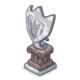 Decoration dinotrophy silver thumbnail@2x