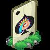 Decoration playingcard queen regina spade thumbnail@2x