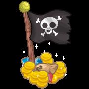 Decoration pirateflag black4@2x