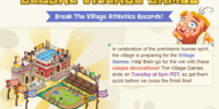 Village Games Theme