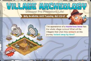 Modals villageArcheology@2x