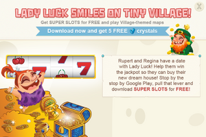 Village modal slots nologo 5incent@2x