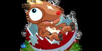 Reindeer Raptor