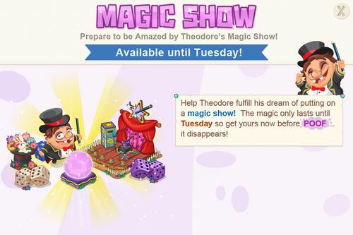 Modals magicShow 121@2x