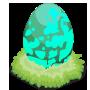 Bambiraptoremerald eggv2@2x