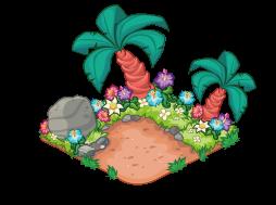 Decoration tropicalgarden@2x
