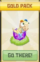 Featured booster goldpack rainbowdilophosorus@2x