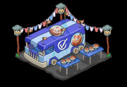 Decoration villageelectioncampaignbus blue2@2x