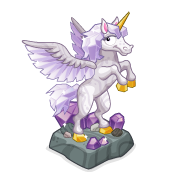 Decoration whiteunicornstatue thumbnail@2x
