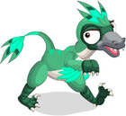 EmeraldBambiraptor Teen