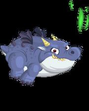 BlueFatDragon GreenFire2