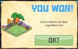 EasterBingo PrizeNotification VeggiePatch
