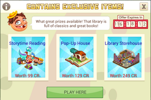 LibraryMiniTreasuresStep1
