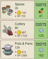 RecipeMenu KitchenwareStore