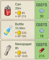 RecipeMenu RecyclingStore
