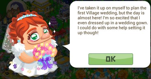 Wedding LetsGetStarted