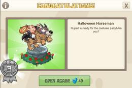 Spooky 3 halloweenhorseman