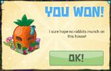EasterBingo PrizeNotification CarrotHouse