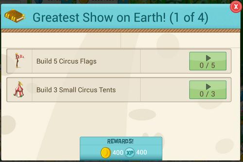 Circus Step1 Challenge
