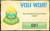 EasterBingo PrizeNotification Nuralagus