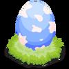 Orangepachycephalosaurus egg@2x