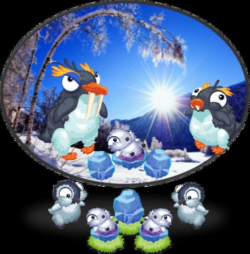 Penguin Diorama1