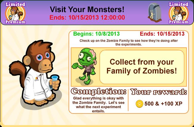 Goal zombie modal6