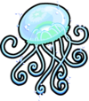 Crystal jelly single