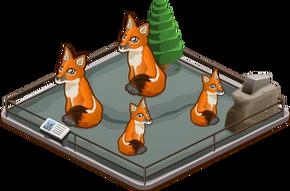 Swift fox family