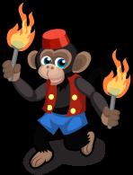 Daredevil Monkey single