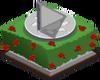 Rose Bed Sundial