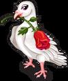 Wedding dove single