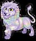 Diamond lion single
