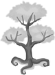 Booster misty tree