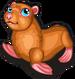 Ginger seal single