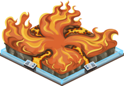 Boosterpack Elemental Fire