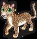 Persian leopard single