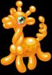 Balloon giraffe single