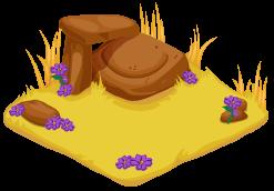Cubby lion habitat